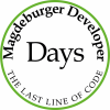 Logo der Magdeburger Developer Days