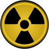 Radiation symbol from https://openclipart.org/detail/179477/radiation-symbol-nuclear-by-keistutis-179477